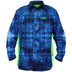 PELAGIC Eclipse Pro Series UPF 50+ Vented Sunshirt