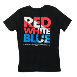 """Amphibious Outfitters """"Red White Blue"""" Short-Sleeve T-Shirt"""