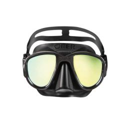 OMER Alien Mirrored Mask - Black