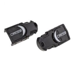 Cressi Buckle for Reaction and Frog Plus