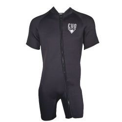 EVO Unisex 3mm Front Zip Shorty Wetsuit