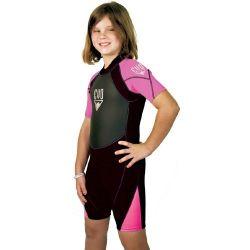 EVO 2mm Shorty Wetsuit (Kids')