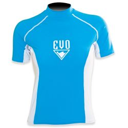 EVO Women's Short Sleeve Rash Guard