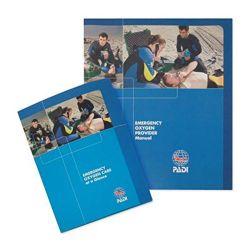 PADI Emergency O2 Provider Pack (English)