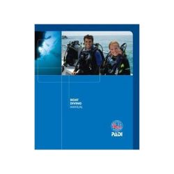 PADI Boat Diver Specialty Manual (English)