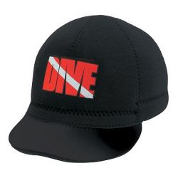 Neoprene Dive Flag Hat