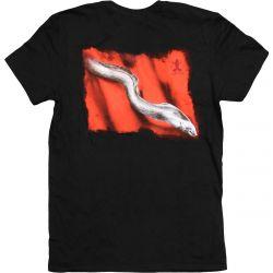Amphibious Outfitters Eel Flag Short-Sleeve T-Shirt