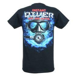 Amphibious Outfitters Instant Diver Scuba T-Shirt