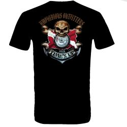 Amphibious Outfitters Your Time's Up T-Shirt