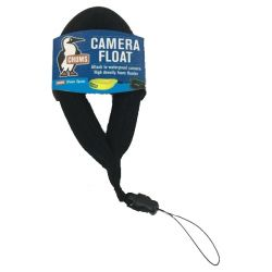 Chums Camera Float, Black