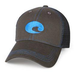 Costa Neon Graphite XL Trucker Hat
