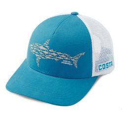 Costa Ocearch Huddle Shark Trucker Hat