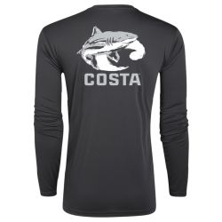 Costa Ocearch Shark Wave Tech Shirt