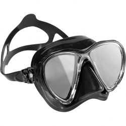 Cressi Big Eyes Evolution HD Mirrored Lens Dive Mask
