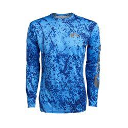 Costa Technical Hexo Long-Sleeve Shirt