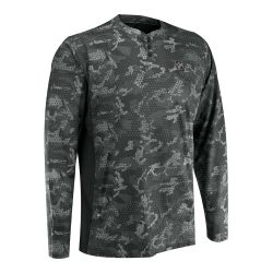 PELAGIC Patrol Henley UPF 50+ Long-Sleeve Shirt