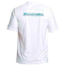 Billabong Free 73 UPF 50+ Loose-Fit Short-Sleeve Rashguard