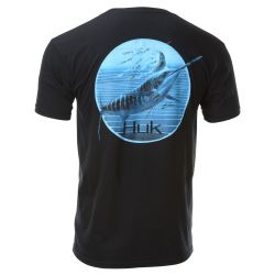Huk Where's The Pitch UPF 30+ Short-Sleeve T-Shirt (Men's)