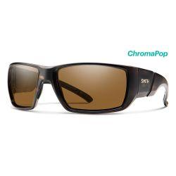 Smith Transfer XL ChromaPop+ Polarized Sunglasses - Matte Tortoise/Brown