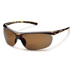 Suncloud Zephyr Tortoise Sunglasses +2.00