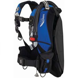 ScubaPro Litehawk Back Inflate BCD with Balanced Power Inflator