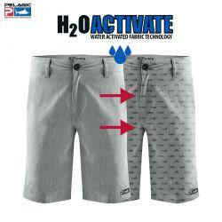 Pelagic Deep Sea Color-Changing Hybrid Shorts