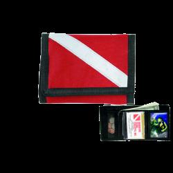 Wallet - Dive Flag