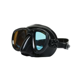 EVO Stealth HD Two-Lens Mirrored Dive Mask