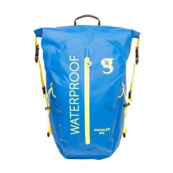 Gecko Paddler 30L Backpack- Blue/Green