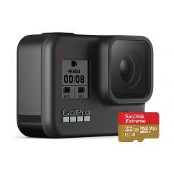 GoPro Hero8 Black + 32GB microSD