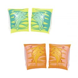 H2O GO! Dolphin Arm Bands Asst Colors, Ages 3-6