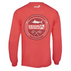 Hook & Tackle Porthole Performance Long-Sleeve Fishing Shirt