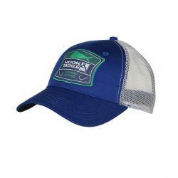 Hook & Tackle Fishing Trucker Hat - Bull Dolphin Shield