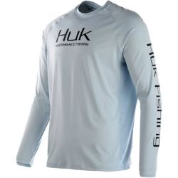 Huk Pursuit Performance Long Sleeve Fishing Shirt
