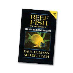 Humann Reef Fish ID Book - Scuba Diving Book