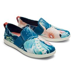 Olukai Hale'iwa Pa'i Women's Slip On Shoes