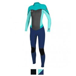 O'Neill Women's Flair Full Scuba Wetsuit 3/2