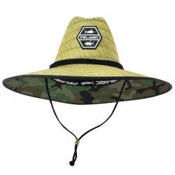 Pelagic Baja Straw Hat