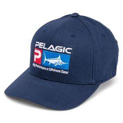 Pelagic Flexfit Deluxe Hat
