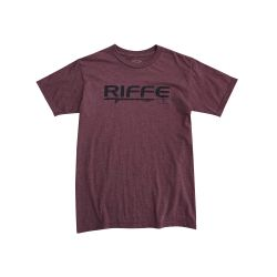 Riffe O.G. Short-Sleeve T-Shirt (Men's) - Heathered Maroon