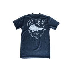 Riffe Classic Short-Sleeve T-Shirt (Men's) - Midnight Heather