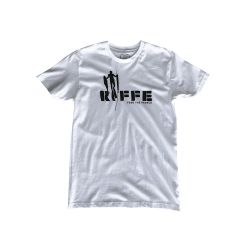 Riffe Eats Short-Sleeve T-Shirt - White