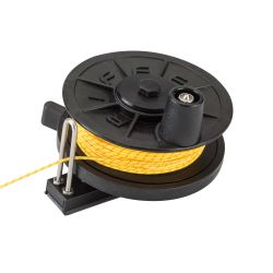 Riffe Low-Pro Horizontal Speargun Reel with Line
