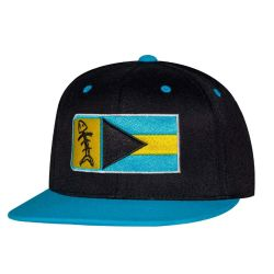 Speared Apparel Bahamas Flag Hat