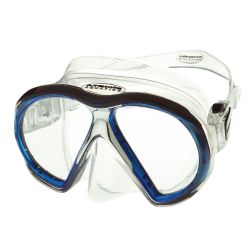 Atomic SubFrame Dual Lens Dive Mask (Medium Frame)