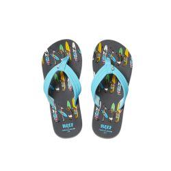 Reef Jonas Claesson Kids Ahi Sandals