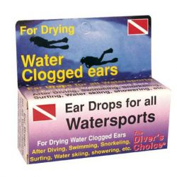 The Scuba Diver's Choice Ear Drops for Swimmer's Ear