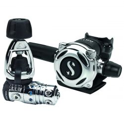 ScubaPro MK25 EVO/A700 Scuba Regulator Combo, INT/Yoke