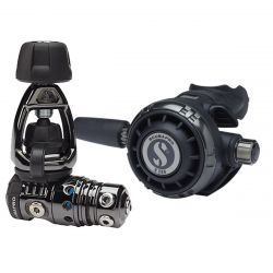 ScubaPro MK25 EVO BT/G260 Technical Dive Regulator System - Black Tech