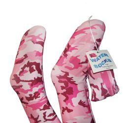 Dive Buddy Originals Water Socks - Pink Camo